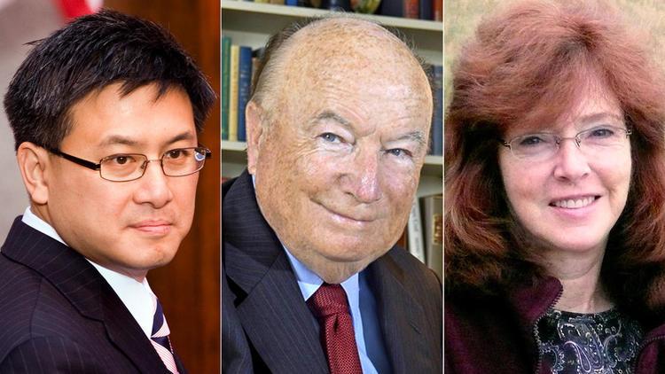 Treasurer candidates