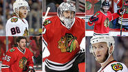 Looking ahead to Blackhawks' 2014-15 roster