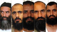 The 5 Taliban prisoners traded for Sgt. Bowe Bergdahl
