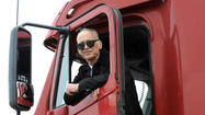 John Waters hitches a ride in 'Carsick'