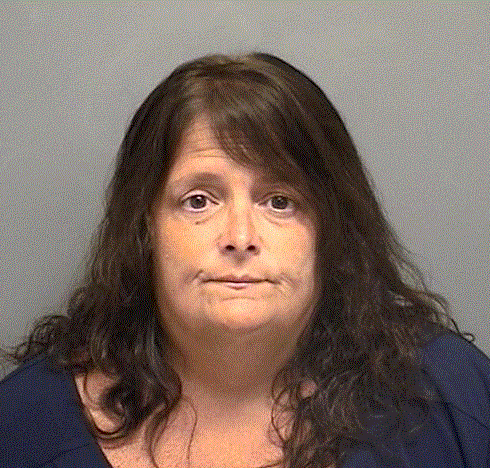 Cynthia Tanner was arrested by Darien police and charged with first degree larceny.