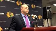 Video: Hawks GM Bowman on coming up short