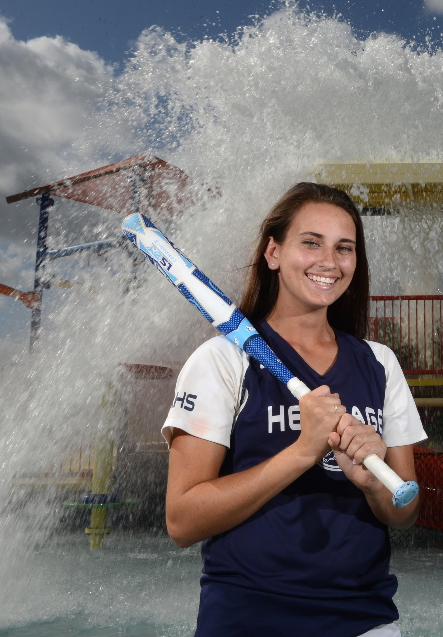 American Heritage-Delray's Jessie Mohl the Class 5A-4A-3A-2A Softball Player of the Year