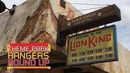 Theme parks: Festival of the Lion King returns