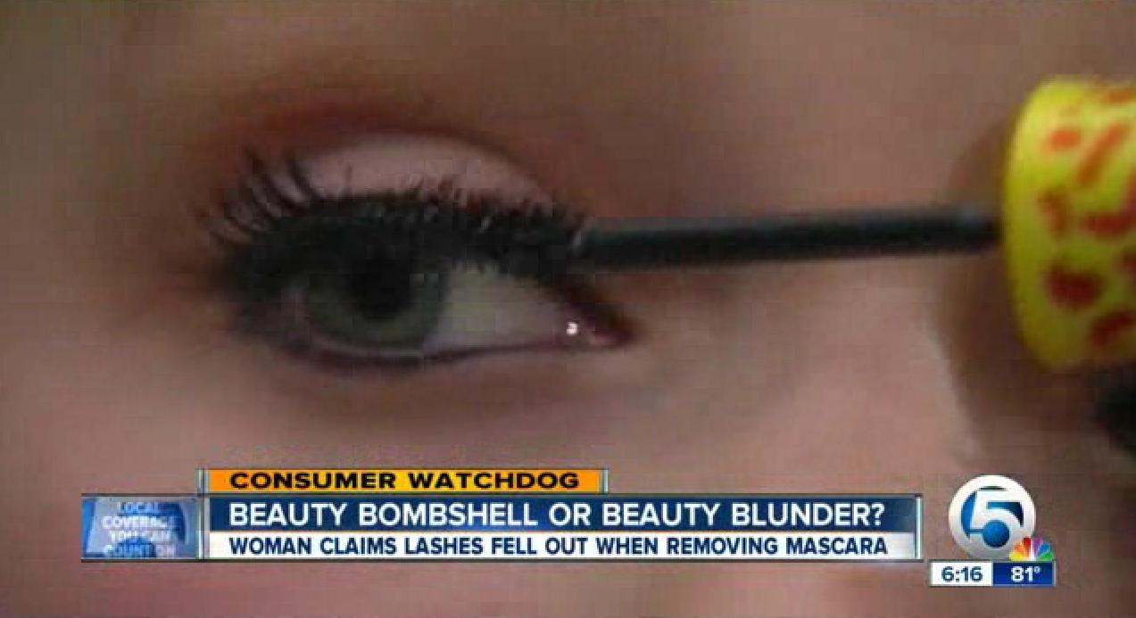 Women Blaming Mascara For Missing Eyelashes Baltimore Sun