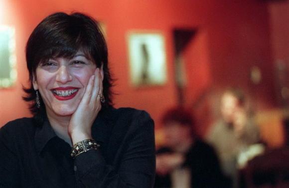 Katrina Carson in 2001.