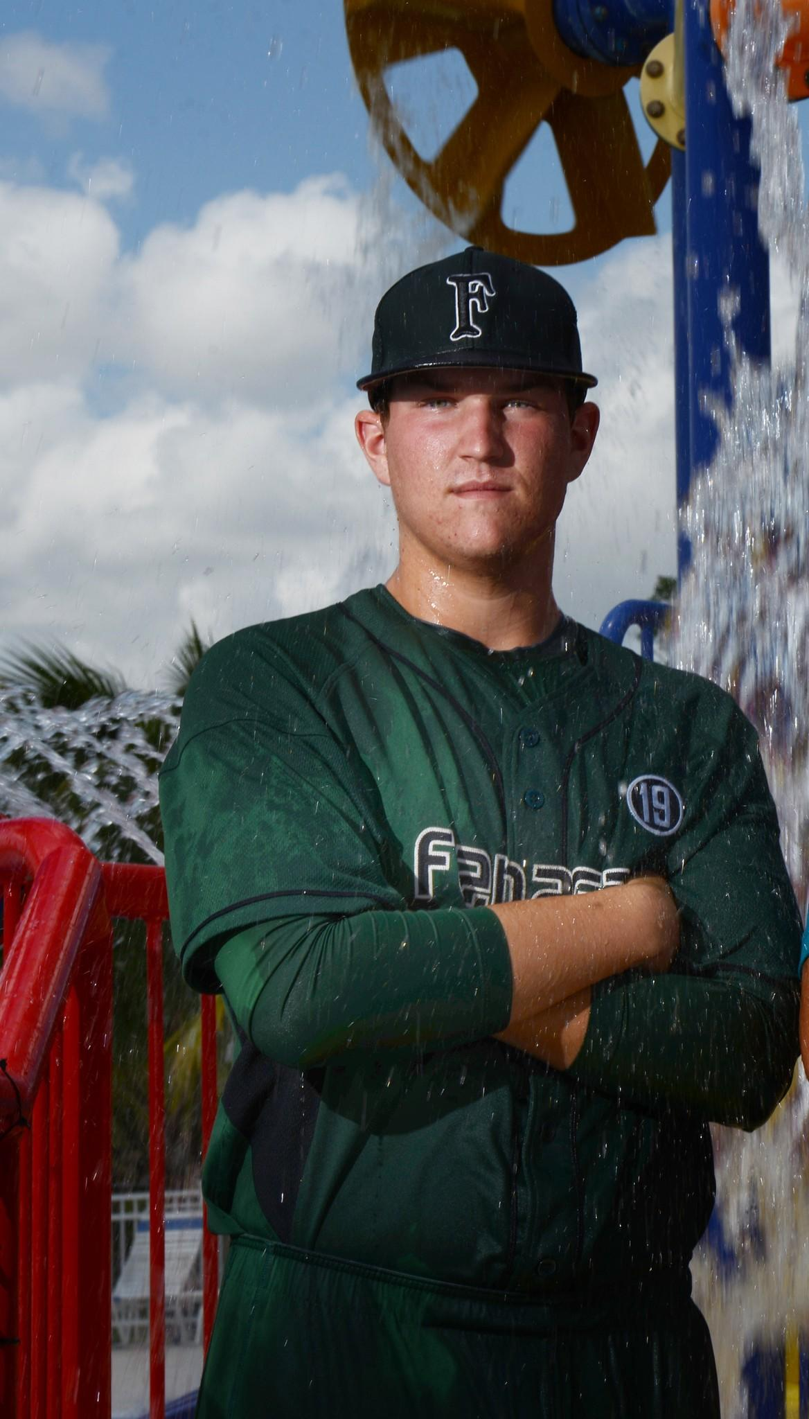 Flanagan's Gentry Fortuno is the Class 8A-7A-6A baseball Player of the Year