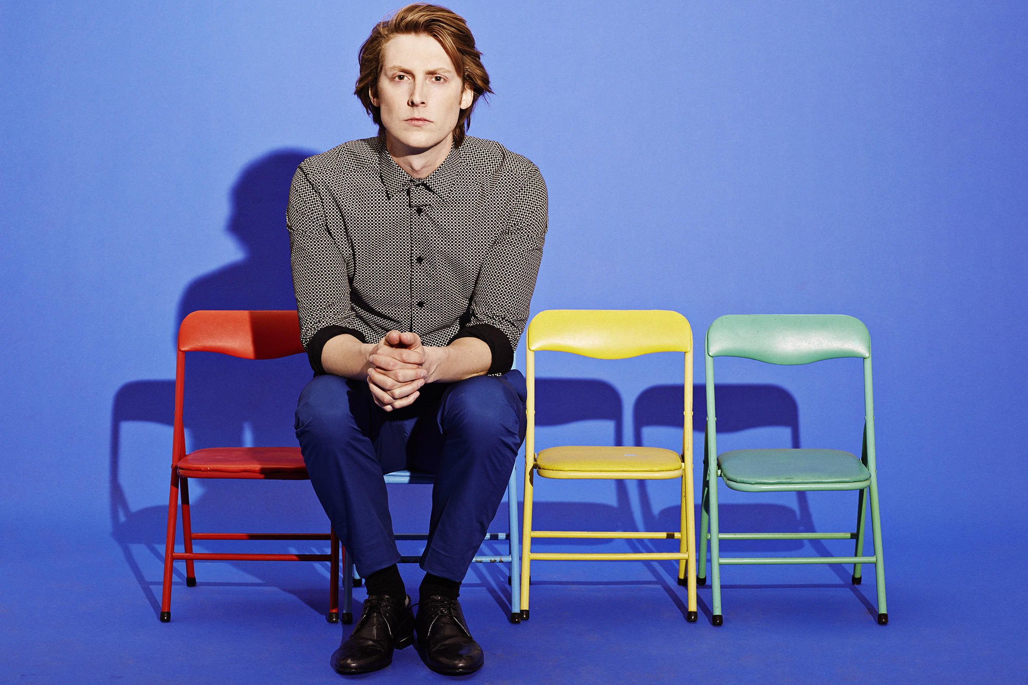 Singer/songwriter Eric Hutchinson will perform at this year's Silopanna Music Festival.