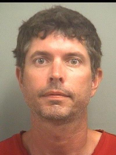 Christopher Philo, 43, of Delray Beach, pleaded guilty May 15 to two counts of aggravated stalking. A judge on Wednesday denied Philo's request for a two-day furlough to visit his dying, 94-year-old grandfather.