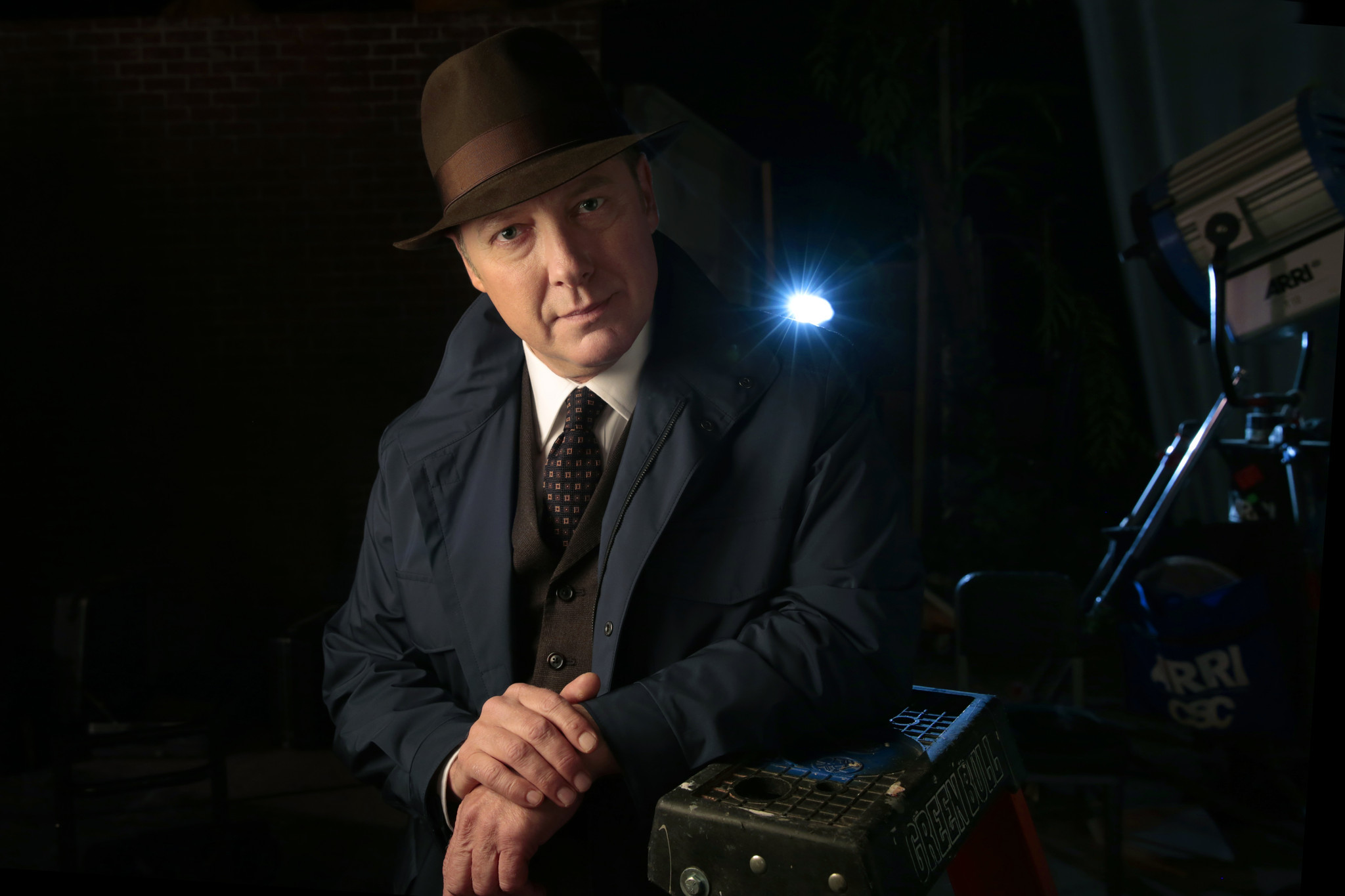 James Spader The Odd Man In Adds The Blacklist To His