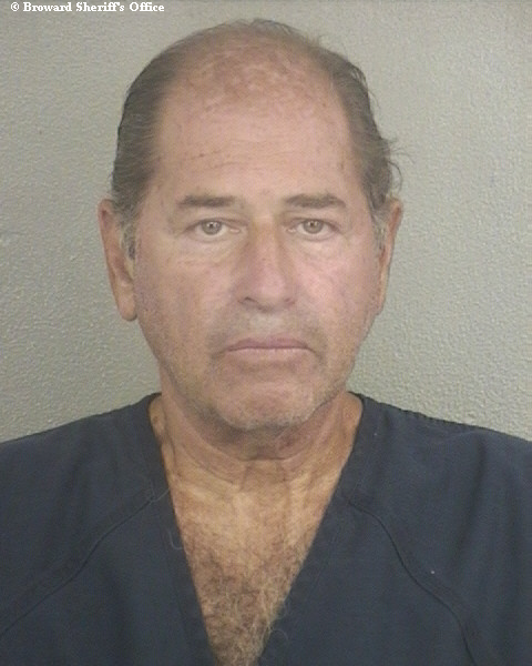 Joel Shumrak, 66, of Boca Raton, is charged with running a $15 million pill mill operation from his Fort Lauderdale pain clinic, Pain Center of Broward. Handout/Broward Sheriff's Office