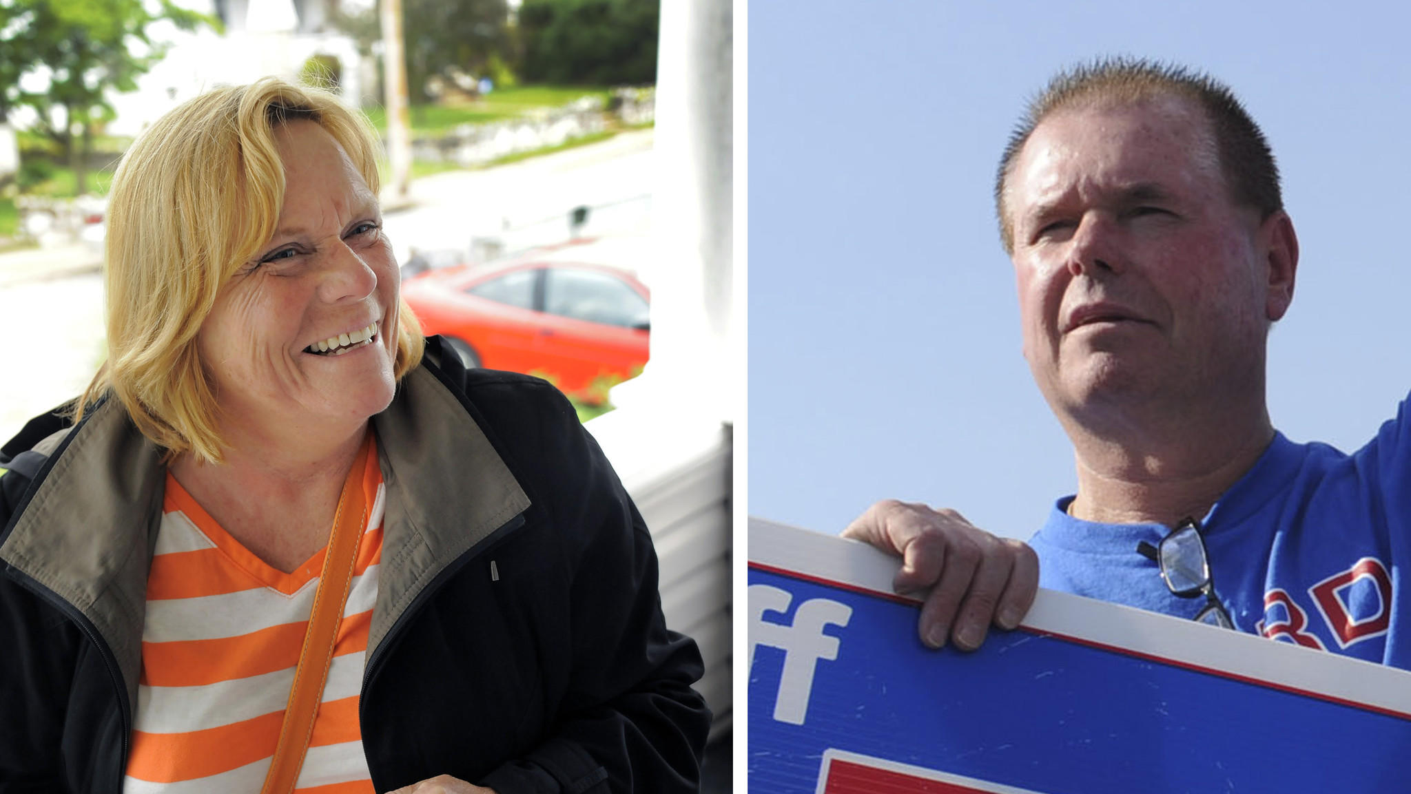 Baltimore County Councilwoman Cathy Bevins is being challenged in the primary by Jeff Beard in the Baltimore County Council's 6th District. The race is one of several in the council with a contested primary.