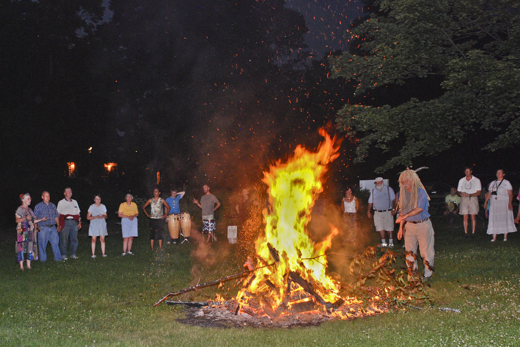 Connecticut Audubon Center at Glastonbury will welcome summer at its annual summer solstice program June 20.
