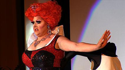 Disney villains compete at Miss Gay Days pageant