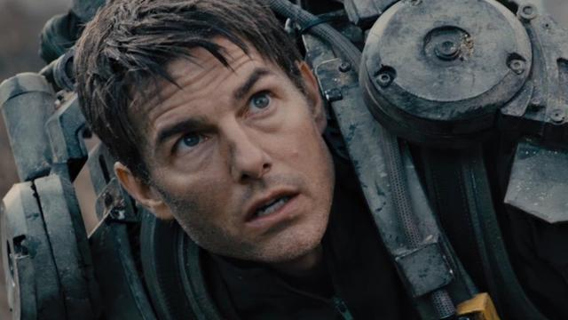 Video: Tom Cruise versus aliens, 'Edge of Tomorrow' light on its feet and entertaining