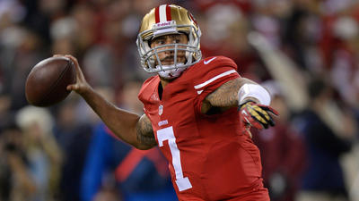 Like Ravens with Flacco, 49ers had flexibility for Kaepernick e…