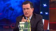 Stephen Colbert wades into Amazon-Hachette fight