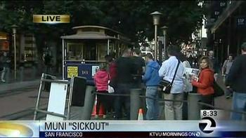 Muni sickout comes to an end