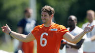 Photo gallery: Jay Cutler in action