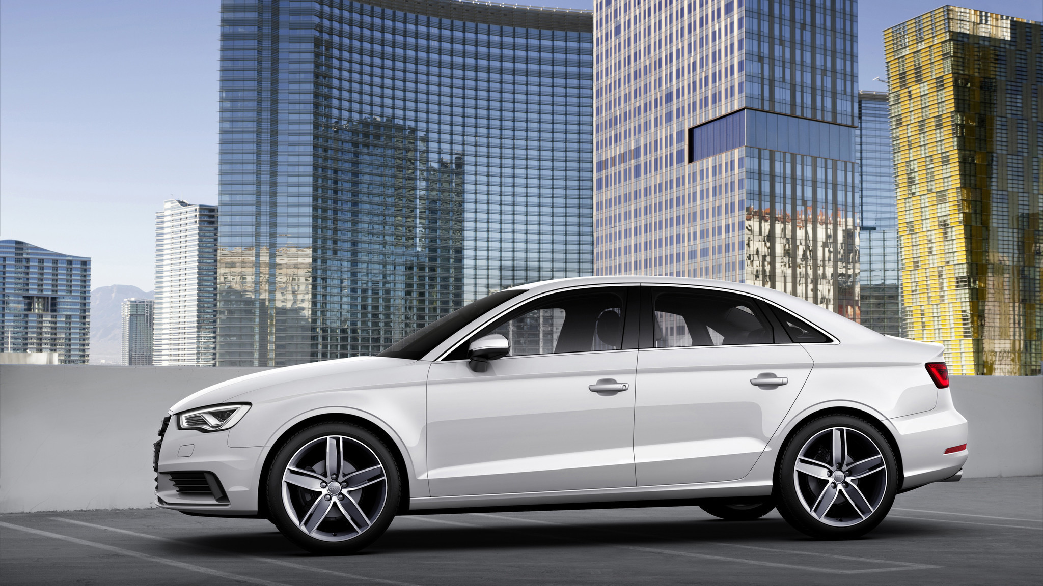 entry-level audi a3 is a study in serenity - la times