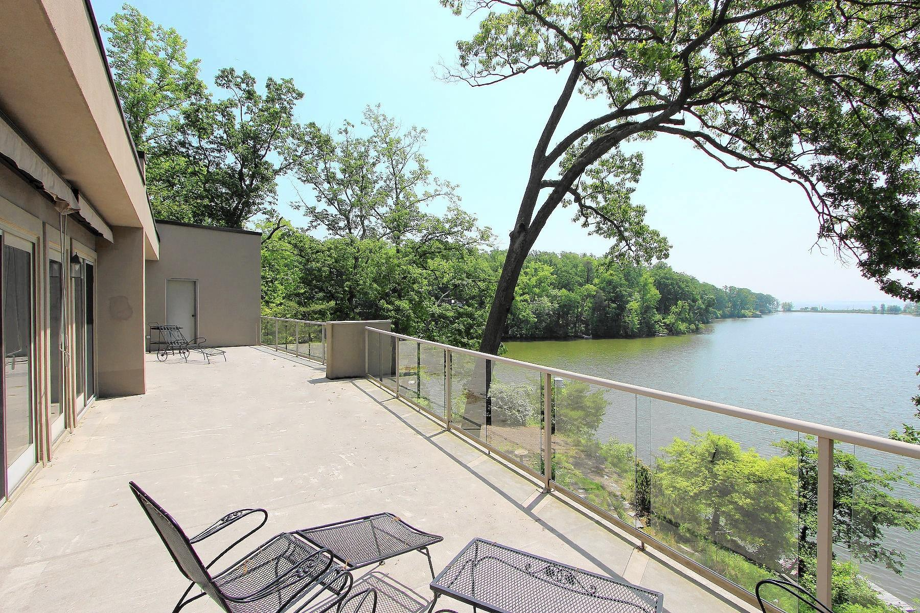 Watch osprey and blue heron from your private perch at 1621 St. Giles Road.