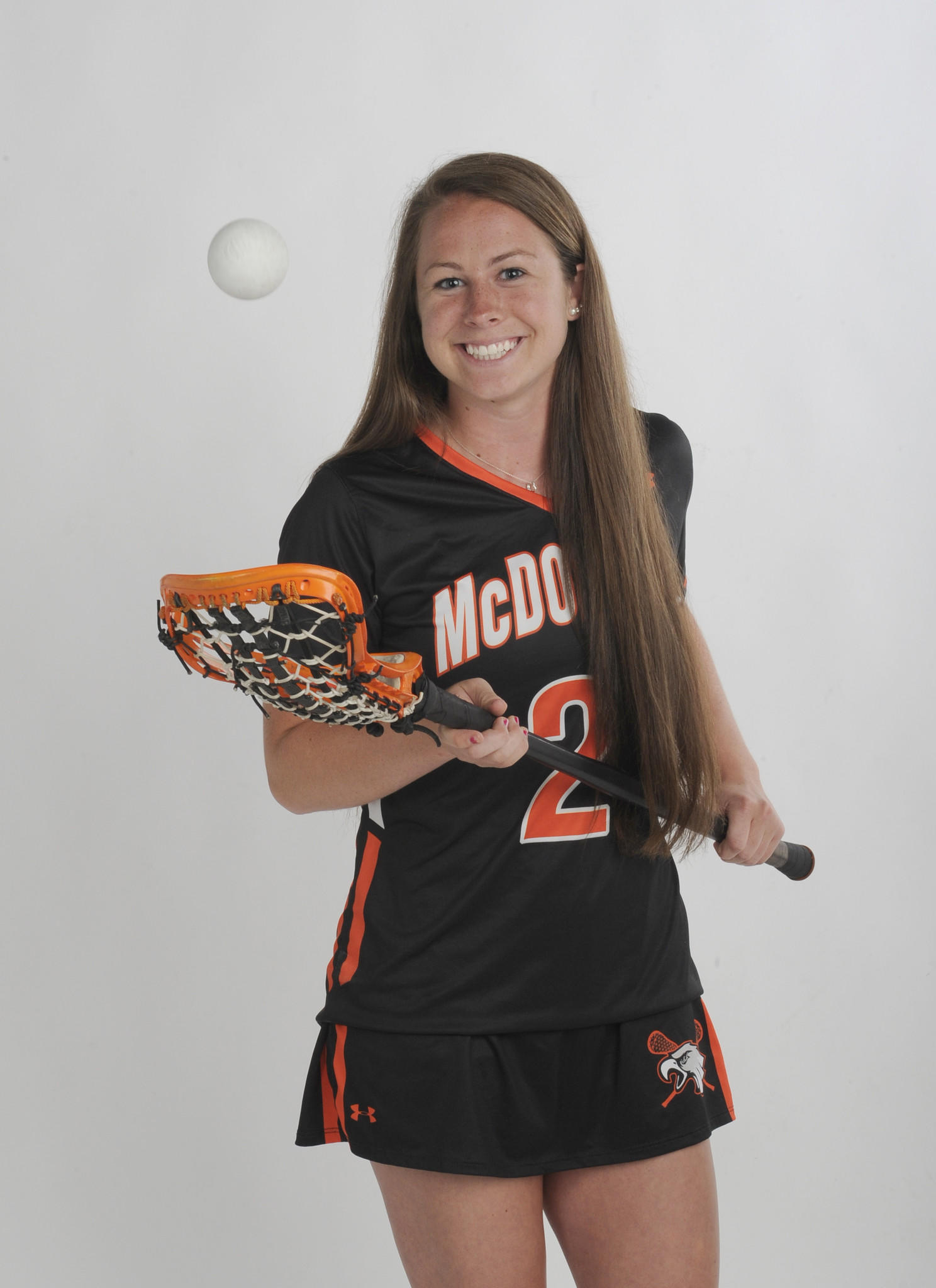 Megan Whittle of McDonogh is the All-Metro girls lacrosse Player of the Year.