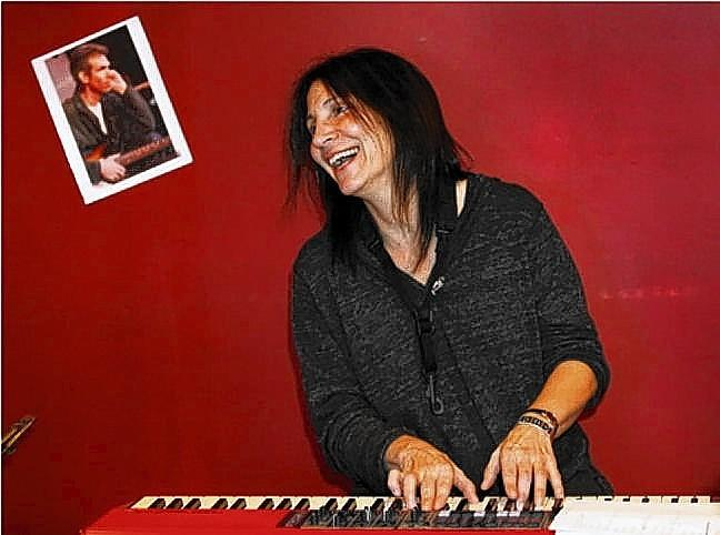 Deanna Bogart — sax player, keyboardist and more — will be a star attraction with her band during the Columbia Festival of Arts.