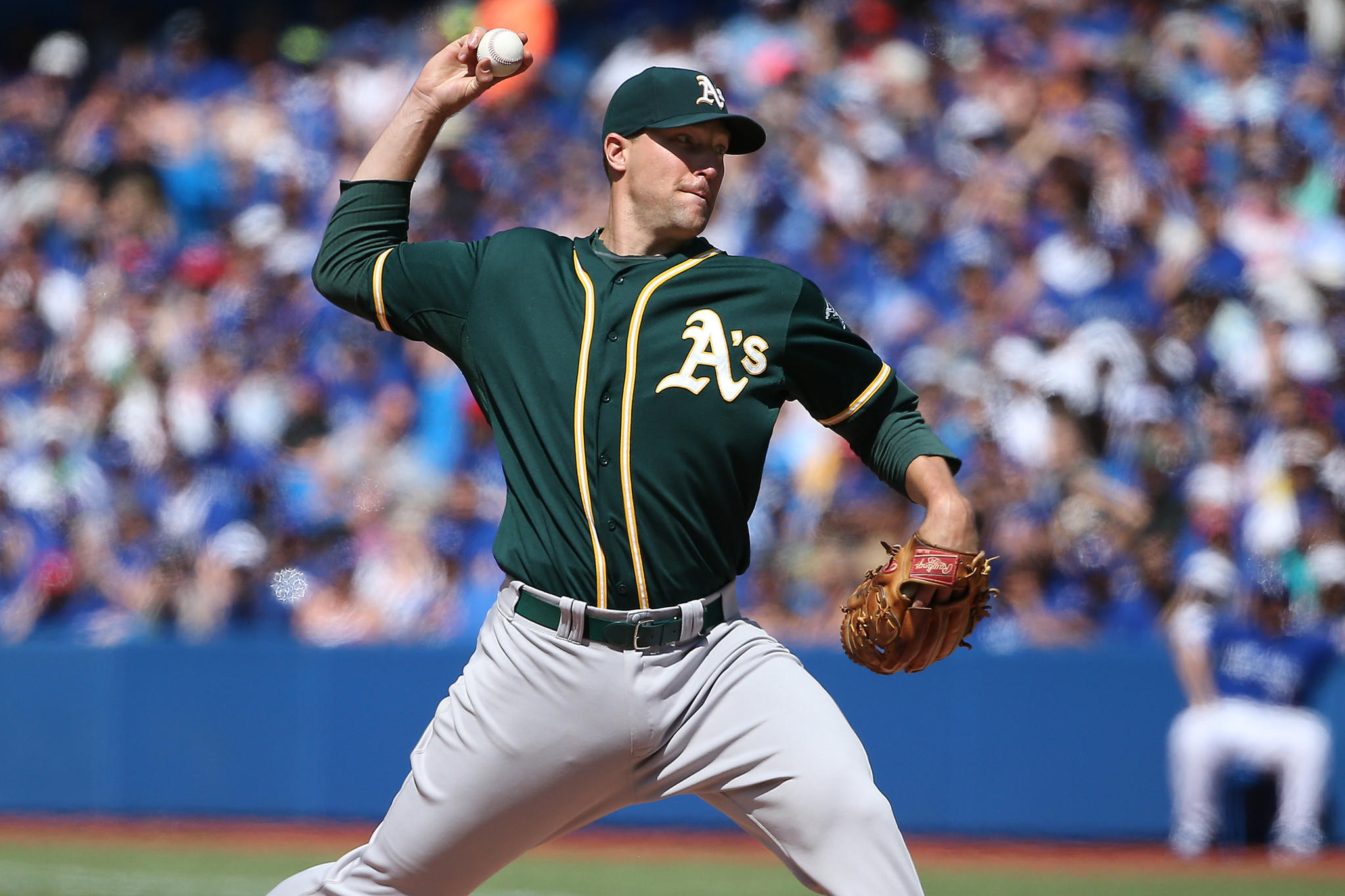 Jim Johnson has struggled for Oakland this season, particularly at home.