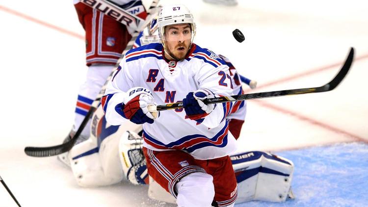 Rangers' Ryan McDonagh Warrants Attention On The Ice