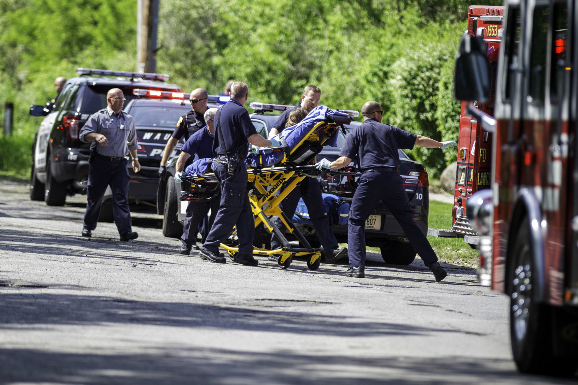 Slender Man Stabbing Story 'slender Man' Victim Stabbed