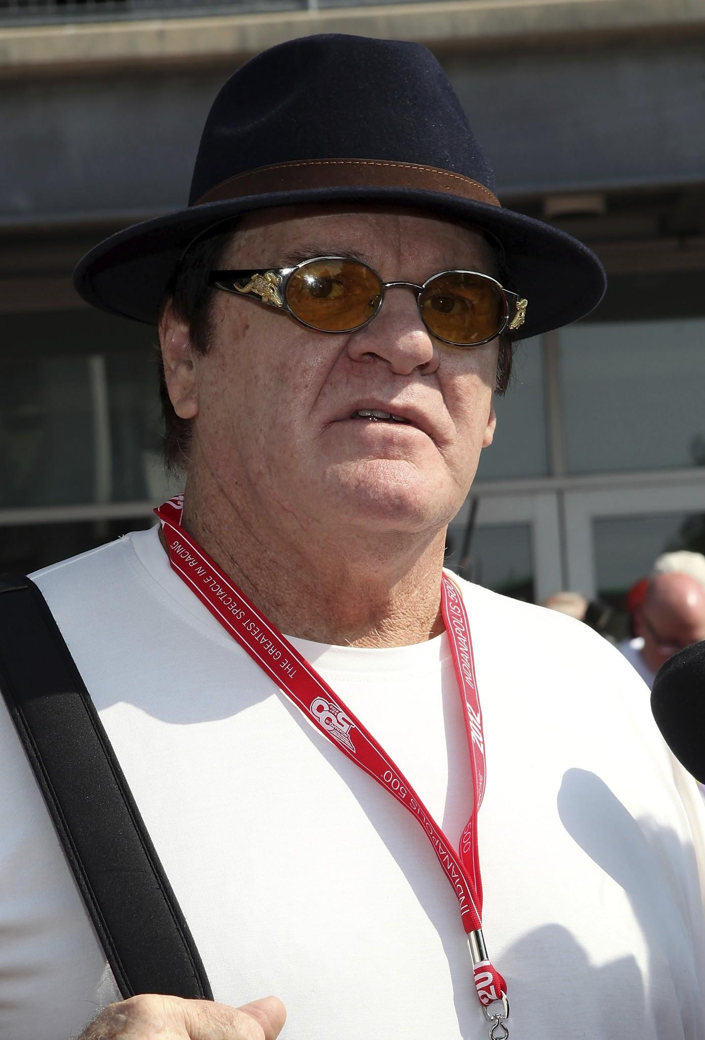 Pete Rose attends the 2012 Indianapolis 500 at Indianapolis Motorspeedway on May 27, 2012 in Indianapolis, Indiana.
