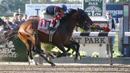 California Chrome denied win at Belmont Stakes, losing historic bid for Triple Crown