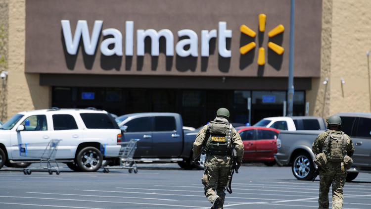 Heavily Publicized WalMart Shooting Results in Siren Calls to Rewrite Second Amendment