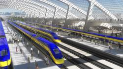 More lawsuits are a foregone conclusion for California high-speed rail