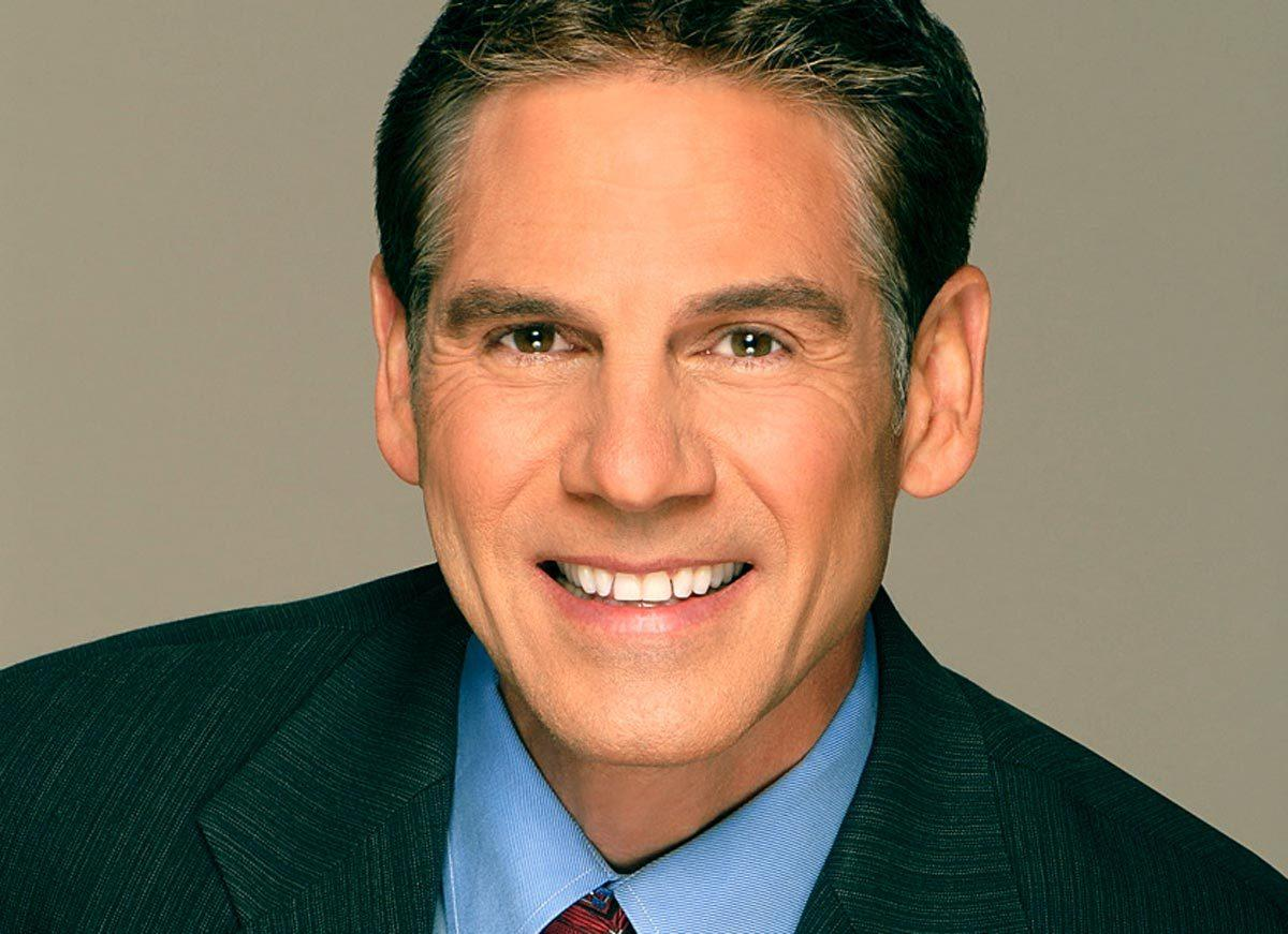 WMAQ-Ch. 5 anchor Rob Stafford is listing his Hinsdale home for $1.7 million.