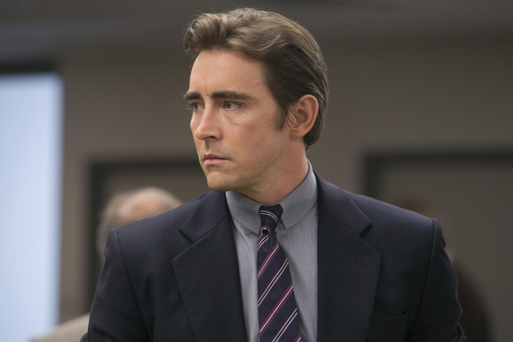 Lee Pace as Joe MacMillan in AMC's 'Halt and Catch Fire'