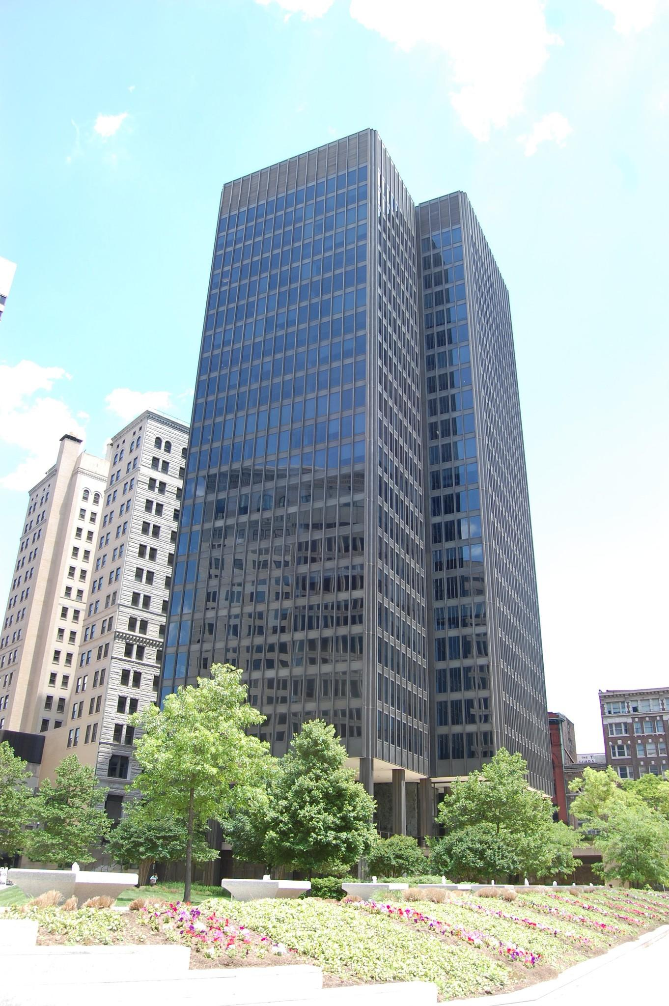 One Charles Center, located at 100 N. Charles Street, is owned by Artemis Properties.