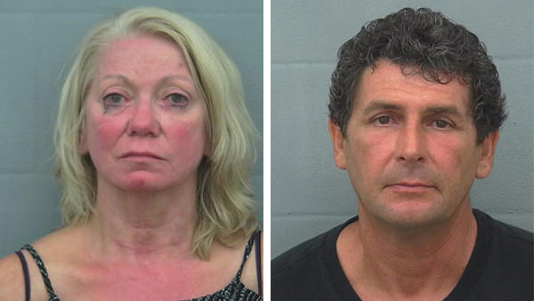 Margaret Ann Klemm, 68, and David Bobilya, 49, are accused of having sex at a town square in The Villages.
