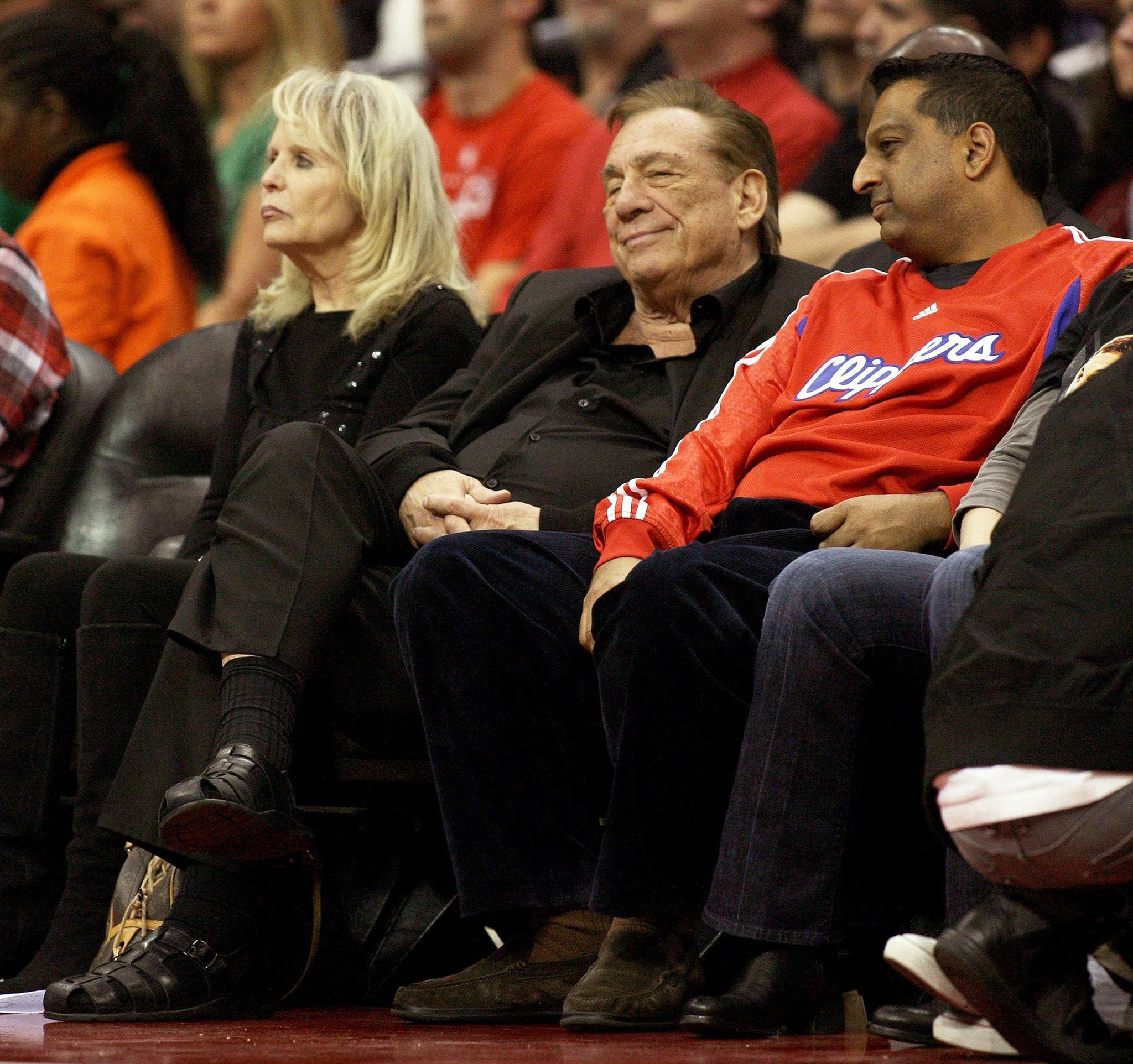 Shelly Sterling will go to court to resolve dispute - LA Times