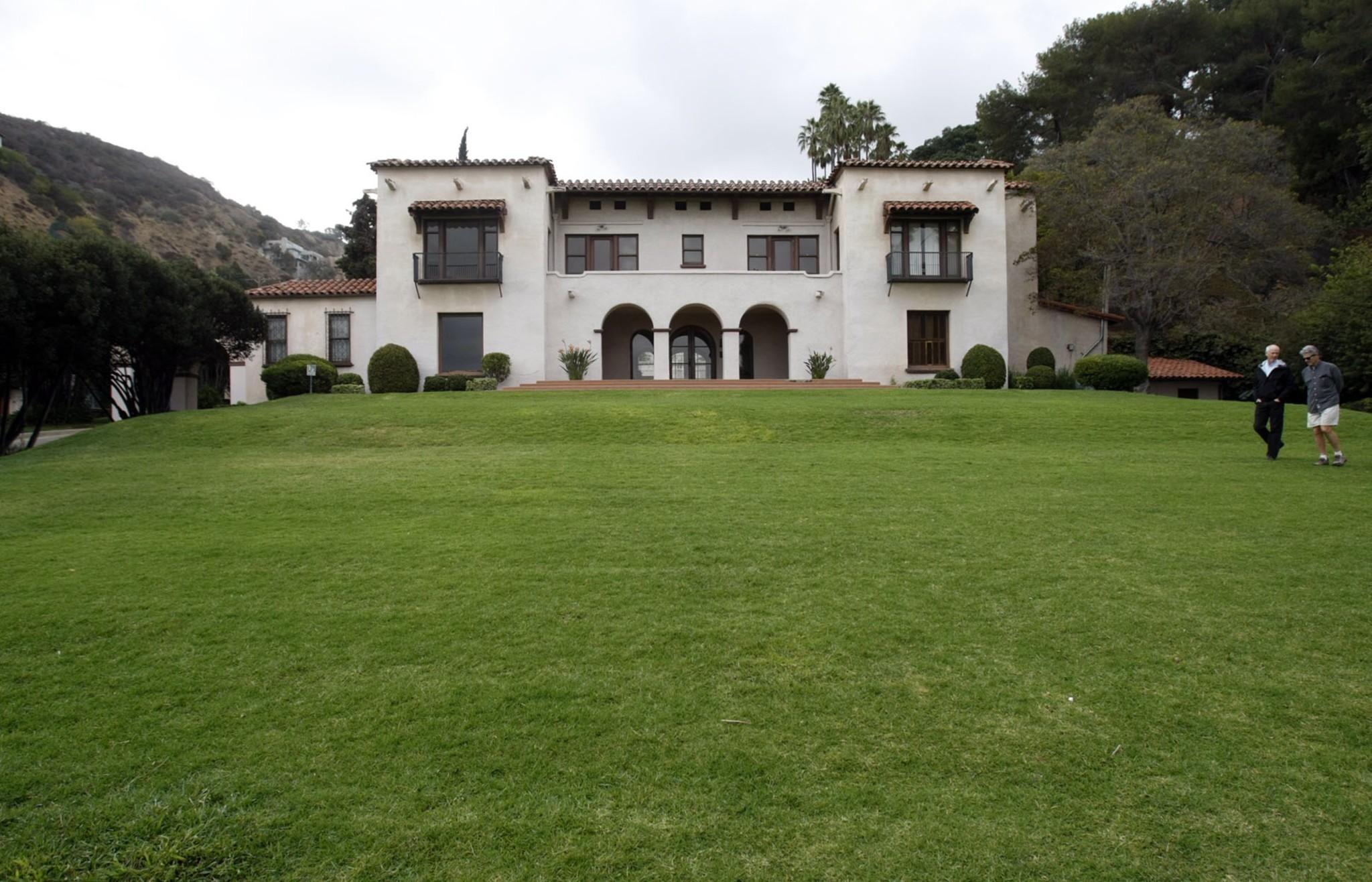Wattles Garden Park Los Angeles Wattles Garden Park Reopens to