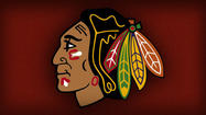 Blackhawks agree to terms with Swedish center Rasmussen