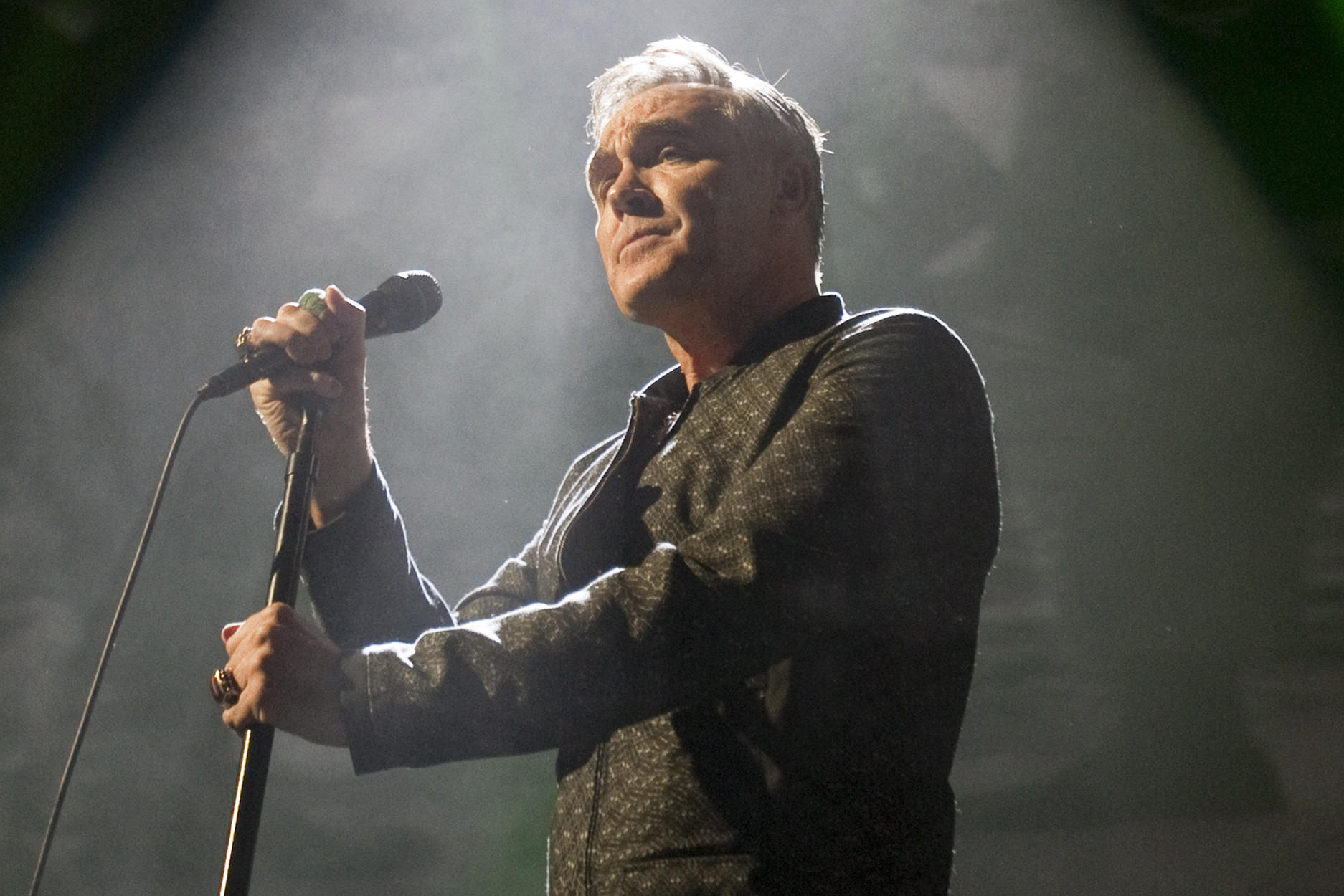 Former Smiths frontman Morrissey has canceled his U.S. tour, including a show scheduled Friday for the Civic Opera House. The singer is still recovering from a respiratory infection he contracted earlier this year.