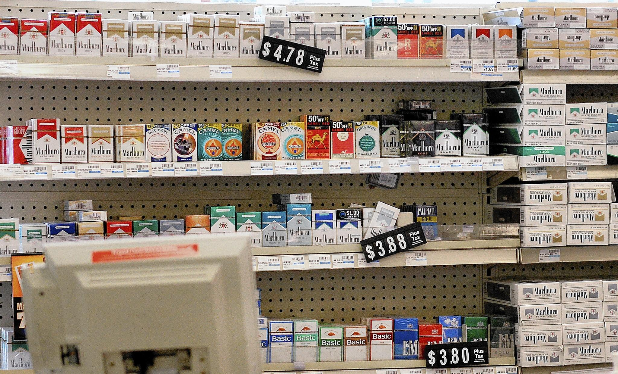 """The average shopper,"" a CVS executive said, ""doesn't see a lot of difference from one drugstore to another, so the upcoming move to clear its shelves of tobacco products is a chance to clarify for consumers why we're the sort of company that would be a trusted health care company."""
