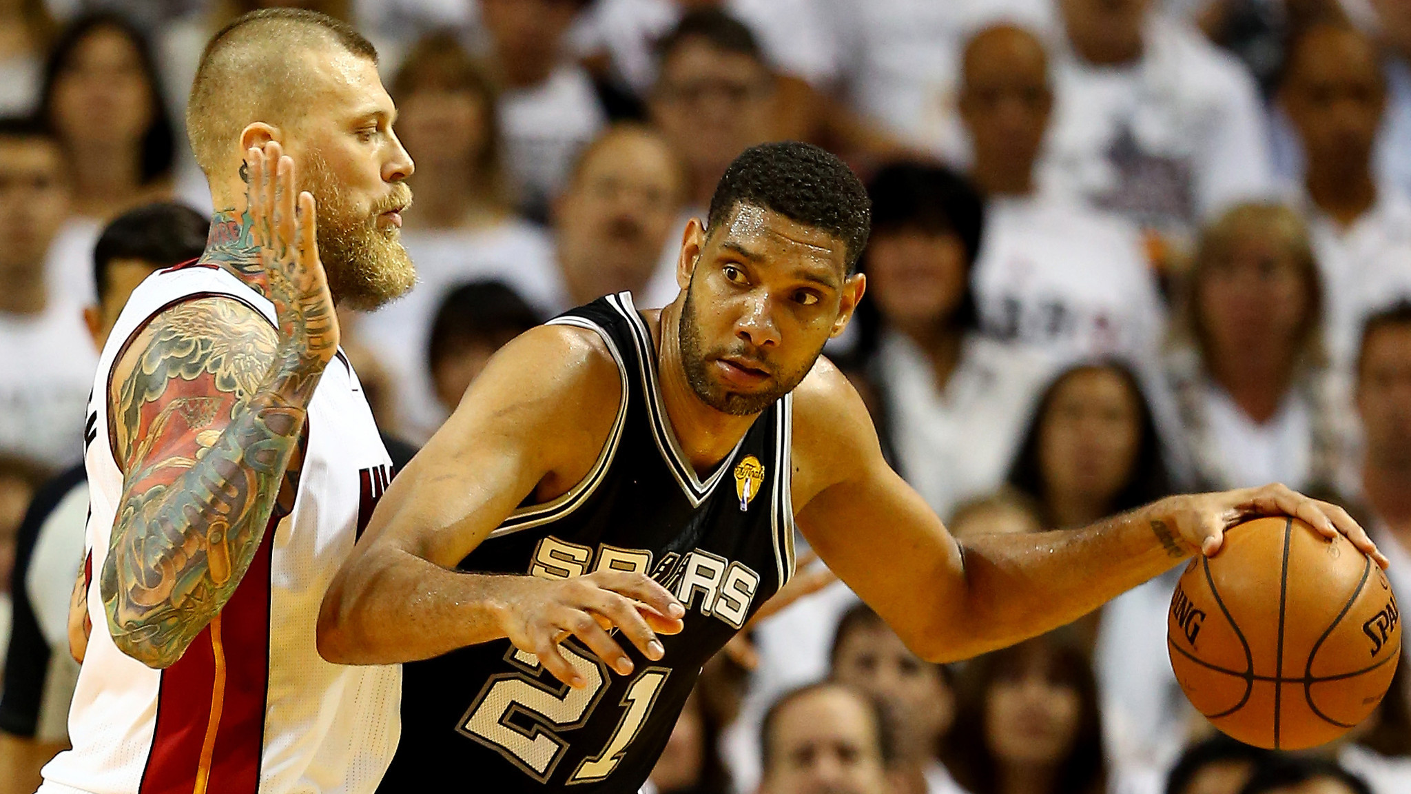 Spurs turn up heat, with their shooting, take 2-1 lead in NBA Finals - LA Times