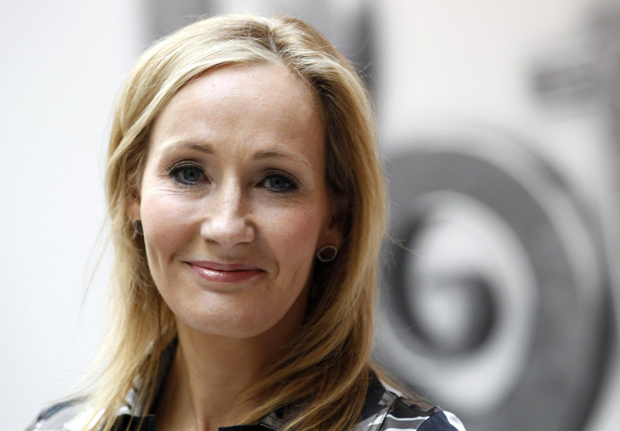 JK Rowling, author of the Harry Potter series of books, said she believed Scotland was better off staying in the United Kingdom.
