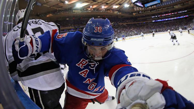 On Brink Of Elimination, Rangers Desperate To Solve Kings