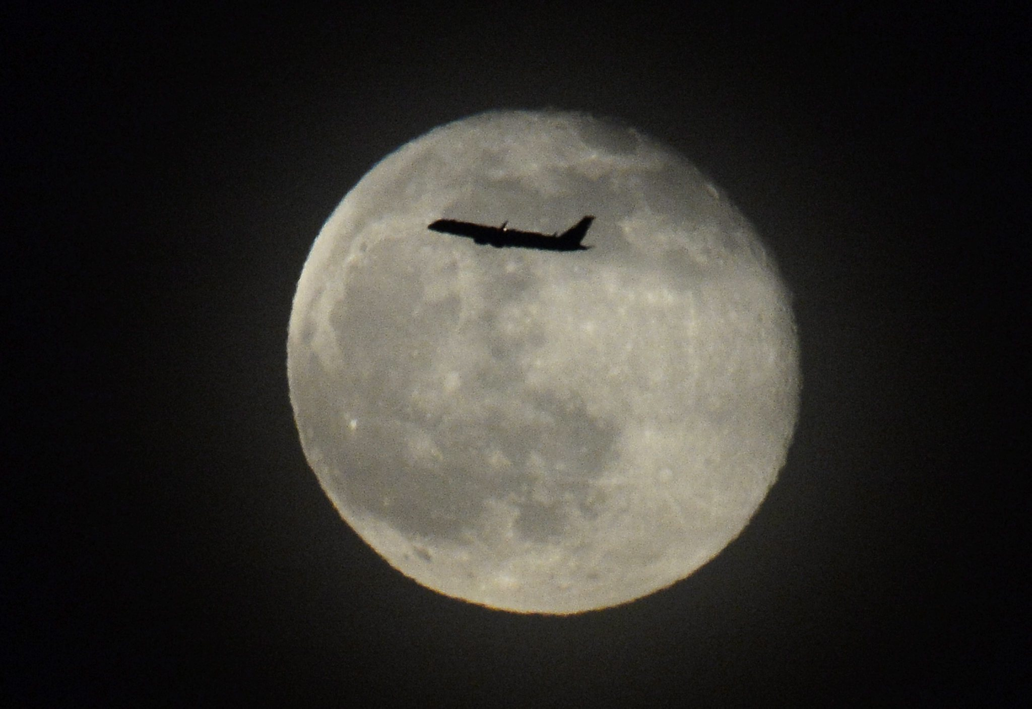 Full moon and Friday the 13th collide this week - LA Times
