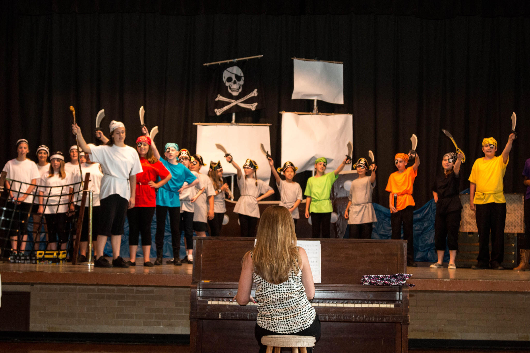 Pirates the Musical.