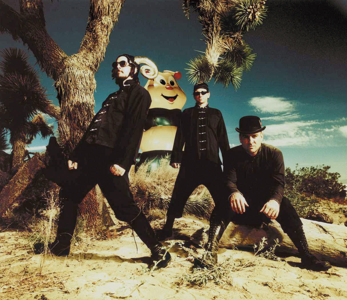 Primus will be joining the Riot Fest lineup in September.