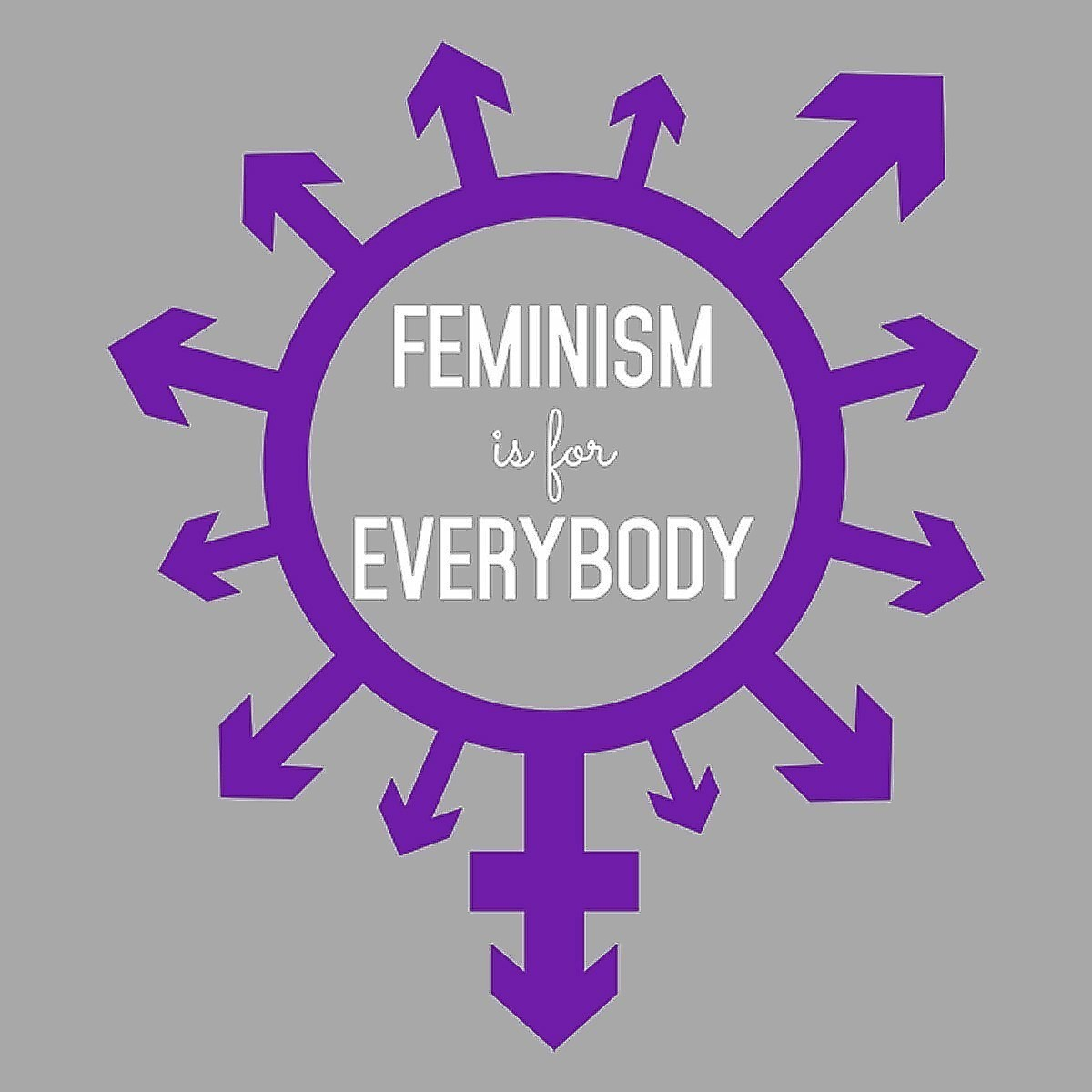 feminism is for everybody This quote is by my favourite feminist, bell hooks, whose book feminism is for  everybody shows why feminism makes society better for all.